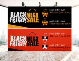 Nro 58 kilpailuun Black Friday Banner käyttäjältä Architectgalib
