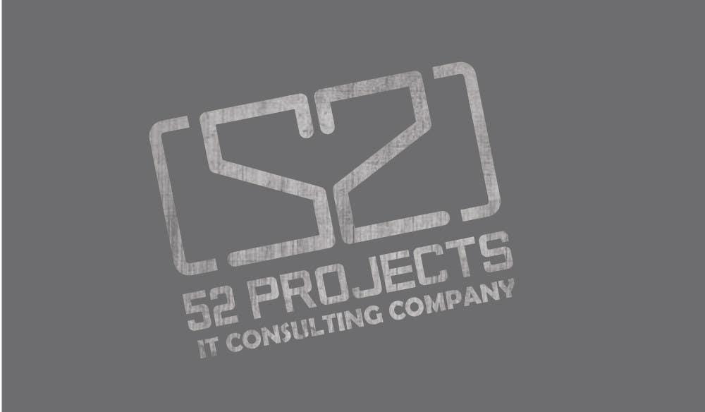 Inscrição nº 85 do Concurso para Logo Design for 52Projects