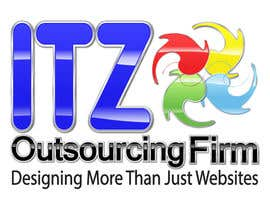 nº 48 pour Logo Design for ITZ Total Solutions and ITZ Outsourcing Firm par rogeriolmarcos