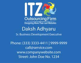 #52 untuk Logo Design for ITZ Total Solutions and ITZ Outsourcing Firm oleh rogeriolmarcos