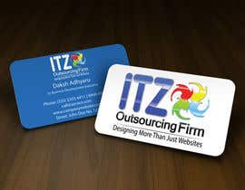 nº 53 pour Logo Design for ITZ Total Solutions and ITZ Outsourcing Firm par rogeriolmarcos