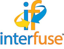 #42 para Logo Design for Interfuse por andrewgenius