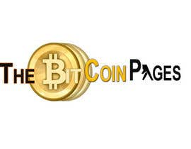 #32 cho Logo Design for TheBitcoinPages.com bởi msuneth
