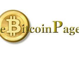 #13 para Logo Design for TheBitcoinPages.com por berackaberacka
