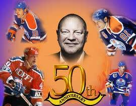 #1 untuk Suunnittele esite for NHL star Esa Tikkanen oleh wilsonmathew96