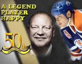#4 untuk Suunnittele esite for NHL star Esa Tikkanen oleh wilsonmathew96