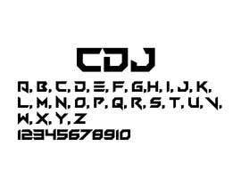 #17 cho Make a set on fonts bởi MuhammdUsman