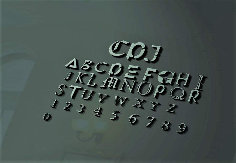 Bài tham dự cuộc thi #245 cho Make a set on fonts