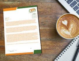 atikatabassum376 tarafından Business Card & Letter Head Design için no 68