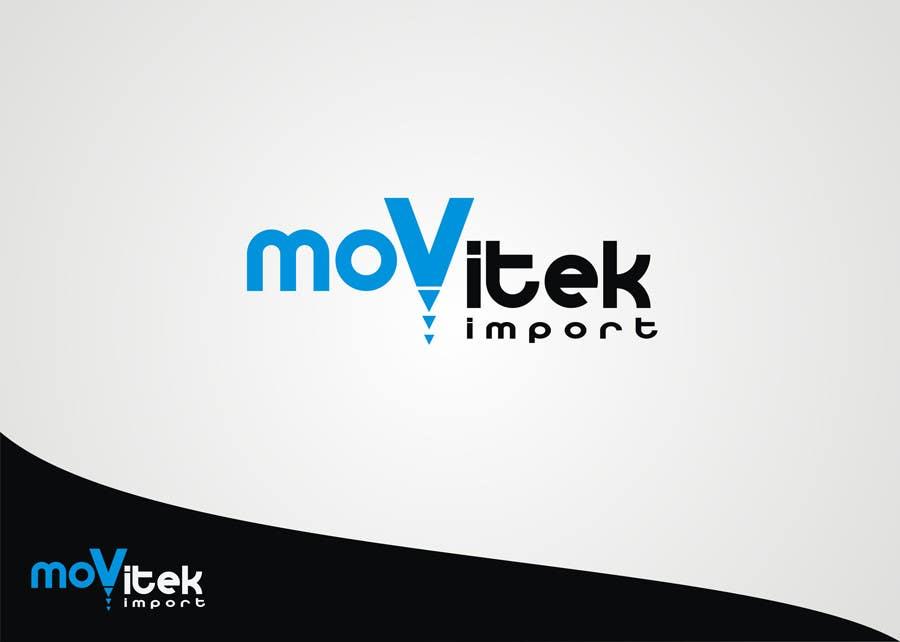 Konkurrenceindlæg #67 for Logo Design for electronic imports store