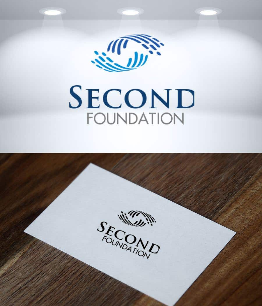 Contest Entry #                                        39                                      for                                         Logo: Company name: Second Foundation,  You can use full text as SECOND FOUNDATION or SF or S&F