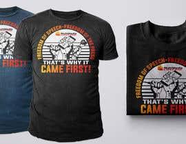 #90 для First Amendment T Shirt от Emranhossain388