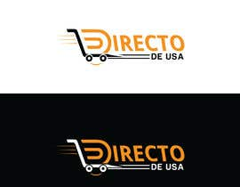 #35 для Logo for website focused on importing and shipping products from USA to MX от Sohanur3456905
