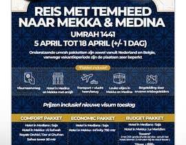 #48 pentru new Flyer for Umrah 2020 de către mertgenco
