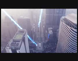 nº 7 pour Add VFX -------10 second video-------- Film-------- Cinema------- Add blue beams of light par noheshgeo