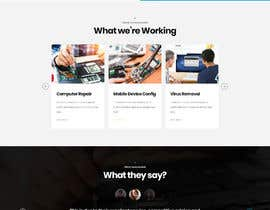 #74 cho Website Design - Technical Support Services bởi Tonisaha