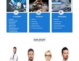 #88 cho Website Design - Technical Support Services bởi poroshsua080