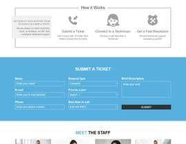 #81 pentru Website Design - Technical Support Services de către mostakimislam19