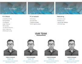 #66 pentru Website Design - Technical Support Services de către JTuhin017