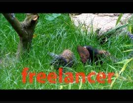 Ovijitkumar7 tarafından 7 second Video -  Add FX ------ Blender ------ Turn MONKEYS into ALIENS ----- Film ------Cinema için no 1