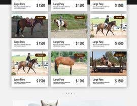 #43 for equinesocial.com redesign by kubulu