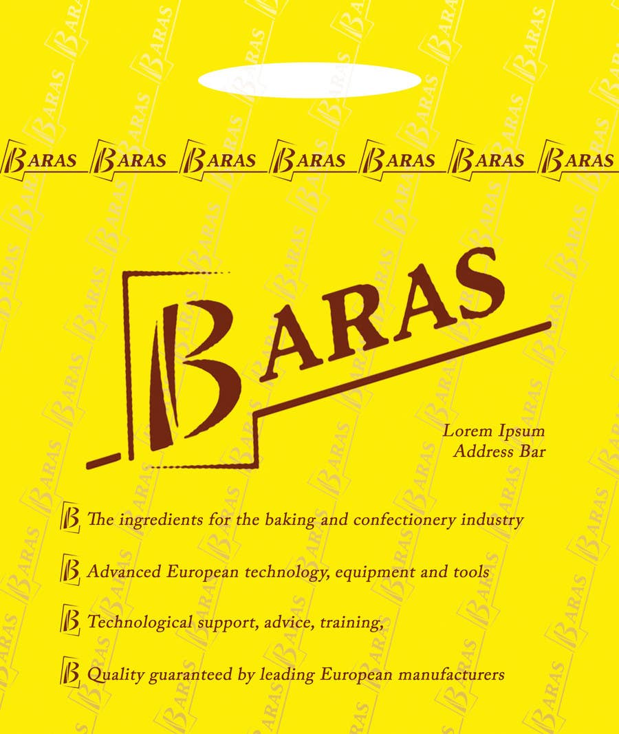 Contest Entry #                                        11                                      for                                         Packaging Design for Baras company