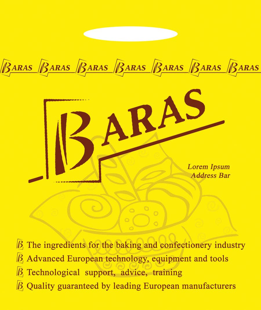 Contest Entry #                                        22                                      for                                         Packaging Design for Baras company