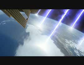 #12 pentru Cinema  --------- Add many tiny little blue explosions   ------  NASA footage  ---- Add VFX to this shot de către AhmadSedky