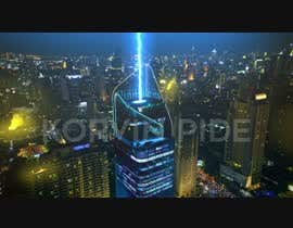 #12 for Film ----------- Add Fire and Smoke and blue beams to this city shot ------ VFX --------  Cinema ------- 10 seconds af KorvinPride