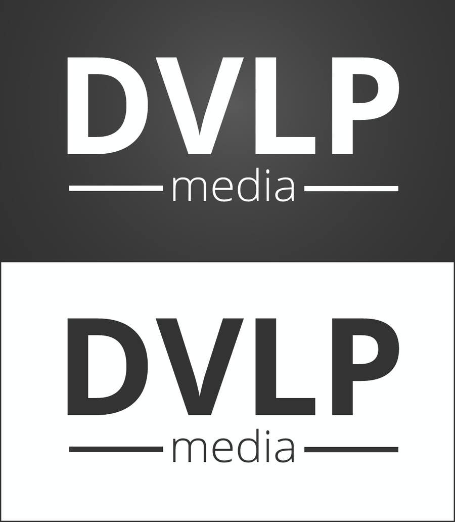Bài tham dự cuộc thi #                                        9                                      cho                                         Logo Design for DVLP Media (read description please)