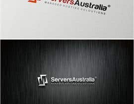 #158 for Logo Design for Servers Australia by timedsgn