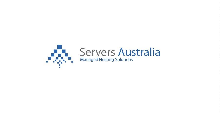 Konkurrenceindlæg #79 for Logo Design for Servers Australia