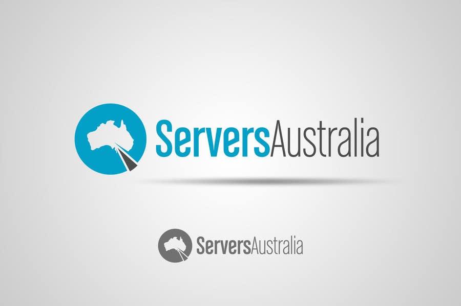 Konkurrenceindlæg #170 for Logo Design for Servers Australia