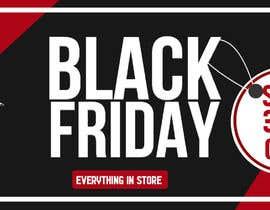 #71 for banner for Black Friday sale af ronimizan