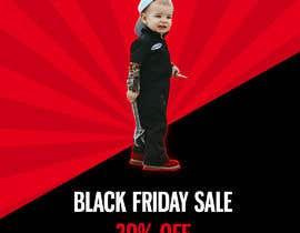#9 for banner for Black Friday sale af kiritharanvs2393