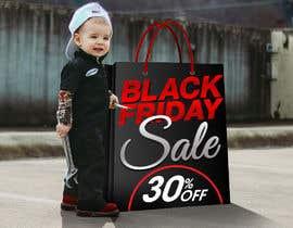 #201 for banner for Black Friday sale af Ganeshgs99