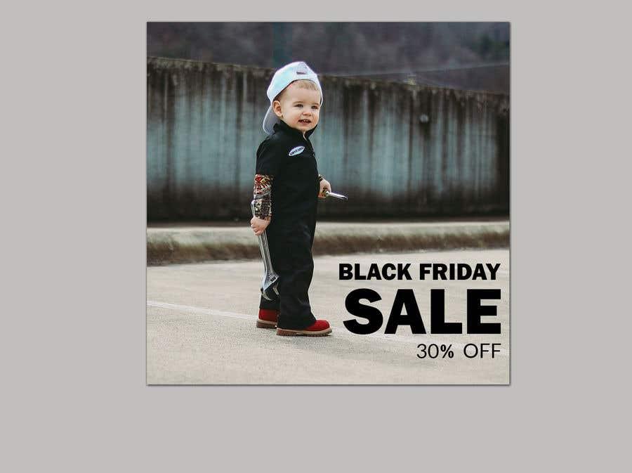Konkurrenceindlæg #                                        2                                      for                                         banner for Black Friday sale