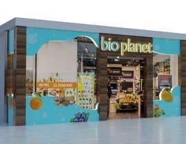 #60 untuk Organic food store interior design oleh anto2178