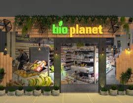 #67 untuk Organic food store interior design oleh shensh