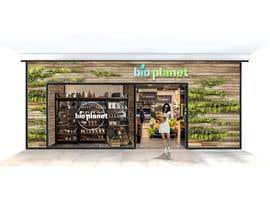 #34 untuk Organic food store interior design oleh skyesturm
