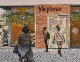 #65 для Organic food store interior design от gaurimore