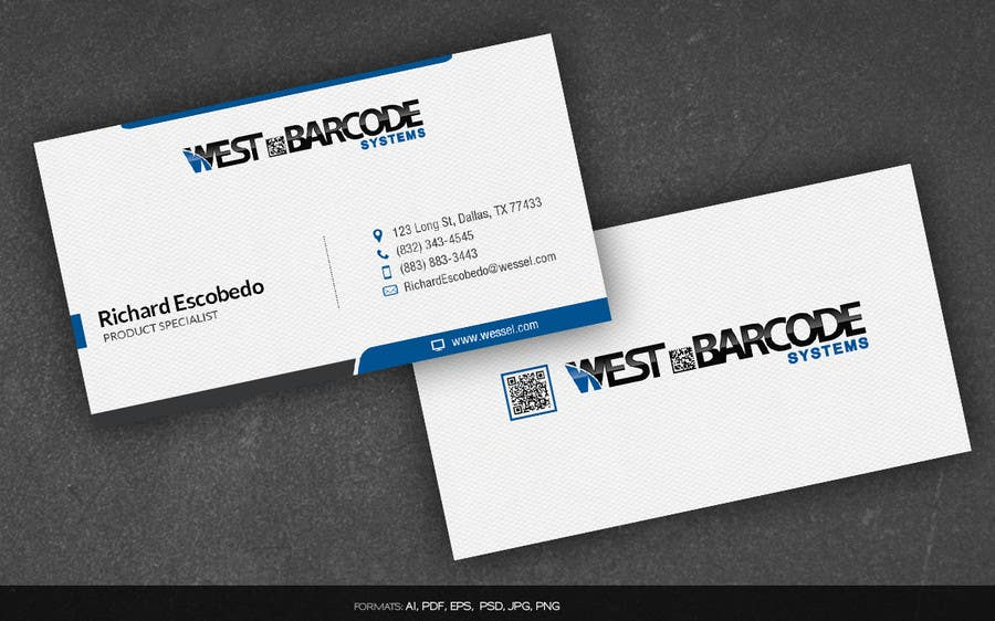 Entry #4 by arnee90 for Design a business card, Letter heading, and ...