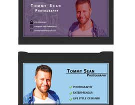 #266 for Business card for a Photographer by MrRobinBD