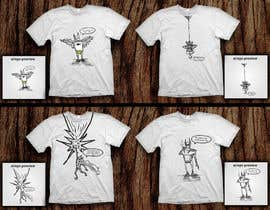 #51 для Design 4 funny t-shirts for streetshirts.com от aimlessfly