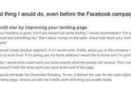 Nro 21 kilpailuun Need a Facebook Ads Expert **EXPERTS ONLY APPLY** käyttäjältä cesargalvis