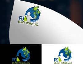 #19 for logo RJ BEACH TENNIS JAÚ by sunny005