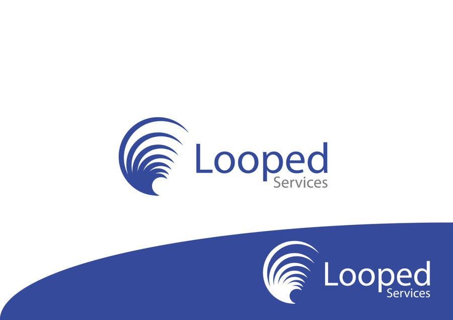 Inscrição nº 75 do Concurso para Logo Design for Looped Services