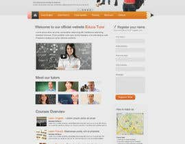 #8 dla Website Design for Educa Tutors przez WebHens
