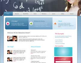 #2 dla Website Design for Educa Tutors przez ravijoh