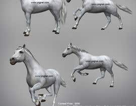 nº 13 pour Graphic Design for a unique Horse Statue. par YogNel